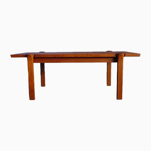 Teak Coffee Table by Arne Vodder for Cado, 1960s