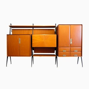 Modular Storage Unit by Silvio Cavatorta, 1960s