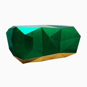 Enfilade Diamond Emerald de Covet House