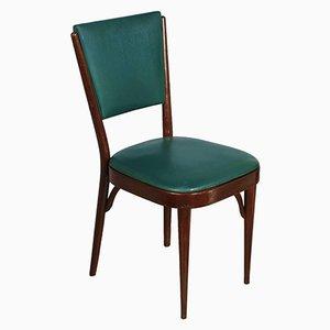 Chaise d'Appoint Art Déco, Italie, 1940s