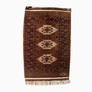 Tappeto vintage di lana