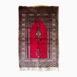 Pakistanischer Vintage Teppich aus Wolle