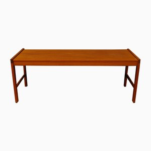 Mid-Century Teak Side Table from DS Mobler