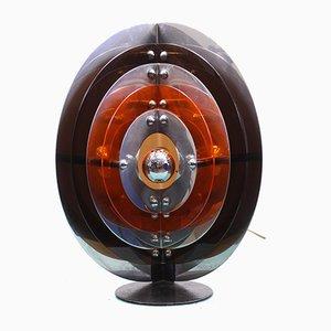 Lampada da tavolo ottica di Esperia, anni '70