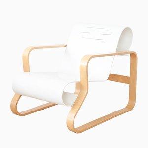 Poltrona Paimio modello 31 vintage di Alvar Aalto per Artek