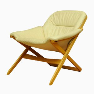 Vintage Swedish Lounge Chair from G-Möbel