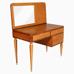 Desk or Dressing Table with Mirror, 1936
