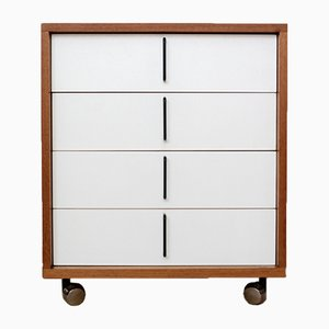 Mobile Chest of Drawers by Günter Renkel for Rego, 1950s