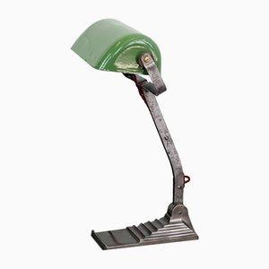 Lampe de Bureau d'Usine par Erpe Circa 1930s