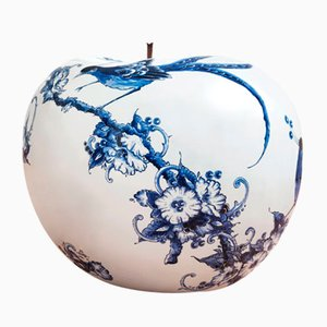 Giant Apple par Sabine Struycken pour Royal Delft