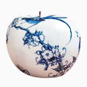 Gigantischer Apfel von Sabine Struycken für Royal Delft
