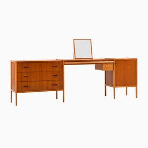 Mid-Century Scandinavian Dressing Table by Bertil Fridhagen for Bodafors