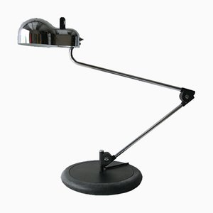 Topo Desk Lamp by Joe Colombo for Stilnovo, 1970s