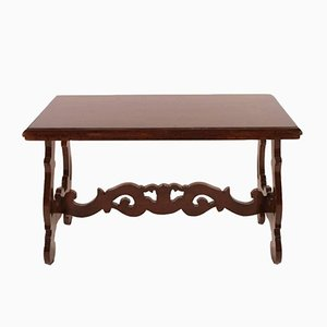 Florentine Renaissance Coffee Centre Table in Walnut