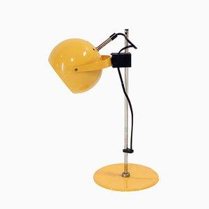 Lámpara de mesa alemana Mid-Century, años 70