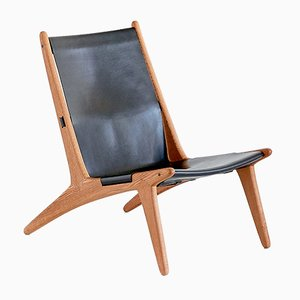 204 Sessel von Uno & Östen Kristiansson für Luxus, 1950er