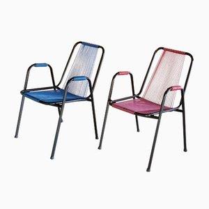 Gartenstühle von Spimeta, 1950er, 2er Set