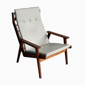 Vintage Lounge Chair by Rob Parry for De Ster Gelderland