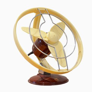 Vintage Wall or Table Fan from Philips, 1950s