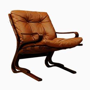 Sedia Siesta di Ingmar Relling per Westnofa, anni '60