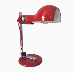 Lámpara de escritorio de Joe Colombo para Oluce, años 70