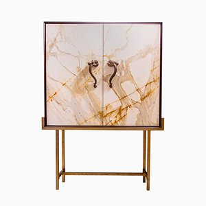 Mueble bar Dionisio de Massimiliano Giornetti para FiammettaV Home Collection