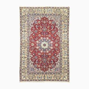 Vintage Persian Isfahan Rug