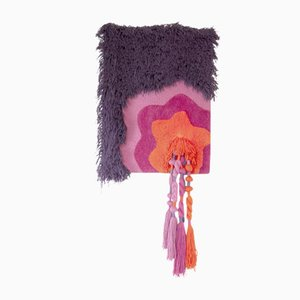 Wool Wall Tapestry by Ewald Kröner, 1970s