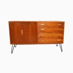Teak Sideboard by Poul Hundevad, 1950s