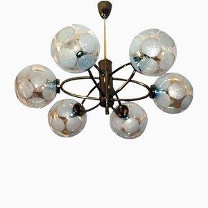 Orbit Sputnik Chandelier, 1960s