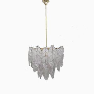 Mid-Century Murano Glass Chandelier