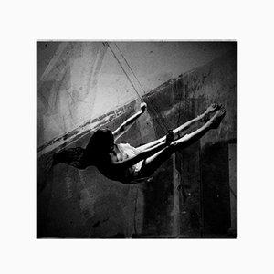 Affiche Swing Technique par Adrian Purgał pour Galaeria Factory