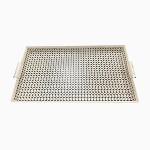 Perforated Metal Tray by Mathieu Mategot for Ateliers Mategot, 1950s