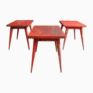 Table de Tolix, 1950s