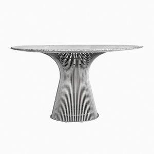Tavolo vintage in granito di Warren Platner per Knoll