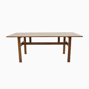 Tavolo da pranzo vintage allungabile in quercia di Kurt Østervig
