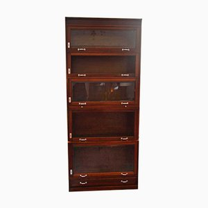Large Antique American Bookcase