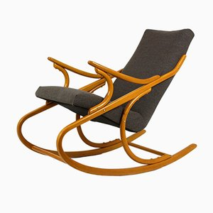 Mid-Century Rocking Chair from TON, 1960s