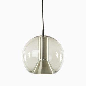 Lampe à Suspension Globe par Frank Ligtelijn pour Raak, 1970s