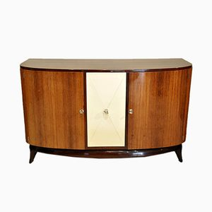 French Rosewood Galbé Buffet, 1940s