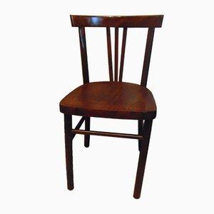 Bugholz Stuhl von Thonet, 1950er