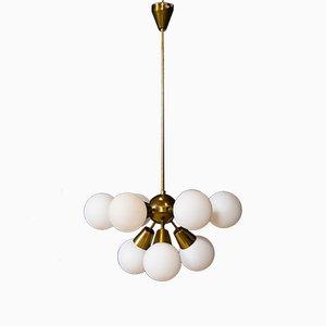Plafonnier Sputnik Vintage de Preciosa Lighting