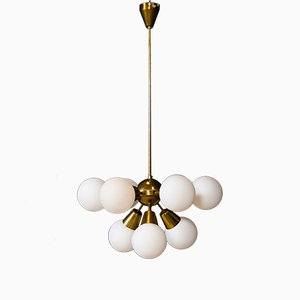 Vintage Sputnik Ceiling Lamp from Preciosa Lighting