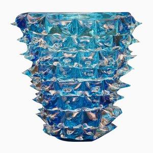 Italian Murano Glass Vase, 1980s