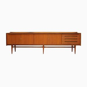 Large German Teak Sideboard from Bartels, 1960s