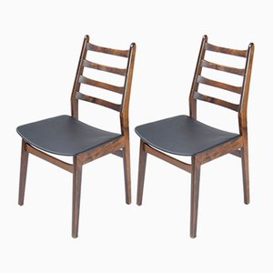 Mid-Century Dining Chairs from Casala, Set of 2