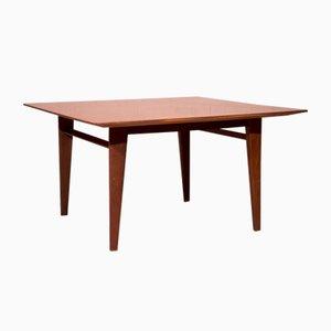 Tavolino da caffè Mid-Century in teak di Vittorio Dassi per Dassi Mobili Moderni, anni '60