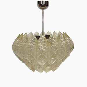 Acrylic Hanging Lamp, 1960s