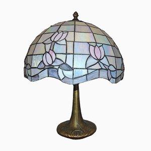 Brass Lamp, 1980s
