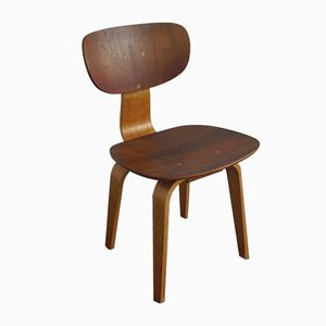Model SB02 Combex Series Chair by Cees Braakman for Pastoe, 1950s